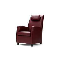Butler High Armchair | Sessel | Bench