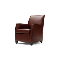 Butler Low Armchair | Lounge chairs | Bench