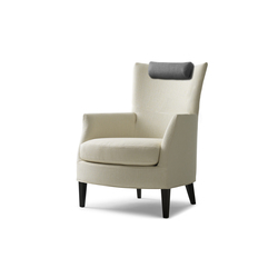 Dragonfly High Armchair | Sessel | Bench