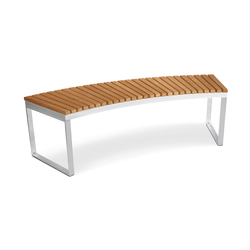 Boston Curve | Garden benches | Deesawat