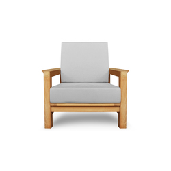 Frankfurt 1-seater | Garden armchairs | Deesawat