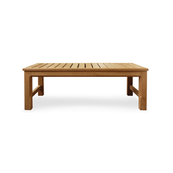 Frankfurt Coffee table | Tables basses de jardin | Deesawat