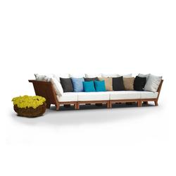 Frankfurt Modular | Garden sofas | Deesawat