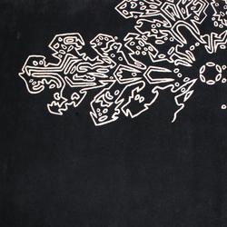 Ice Ilulissat | Formatteppiche / Designerteppiche | Naja Utzon Popov