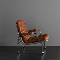 Karin 73 Easy chair | Loungesessel | Dux