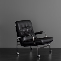 Karin Easy chair | Poltrone | Dux