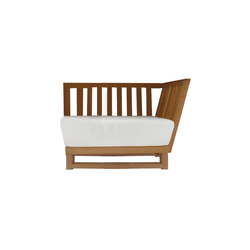 Noon Sofa corner | Fauteuils de jardin | Deesawat