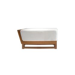 Noon Ottoman | Garden stools | Deesawat