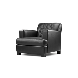 Hammercap Middle Armchair | Loungesessel | Bench