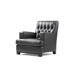 Hammercap High Armchair | Sillones lounge | Bench