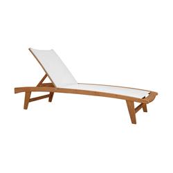 Riviera Lounger | Sdraio da giardino | Deesawat