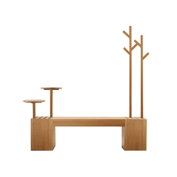 Stick up Bench | Bancs de jardin | Deesawat