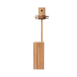 Stick up Bird house | Nidi per uccelli | Deesawat