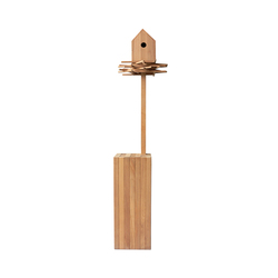 Stick up Bird house | Casetas de pájaros | Deesawat