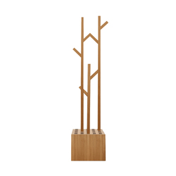 Stick up Hanger I Planter | Standgarderoben | Deesawat
