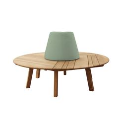Tiera Circle bench | Bancs de jardin | Deesawat
