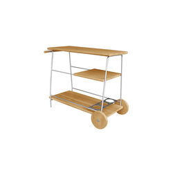 Tiera Outdoor Bar trolley | Garten-Servierwagen | Deesawat