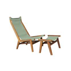 Tiera Outdoor Beach chair | Gartensessel | Deesawat