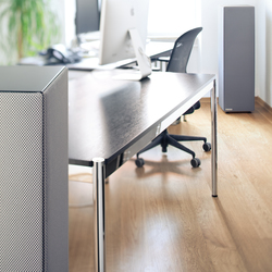 Sound Butler tbox TP30 gray | Sound absorbing freestanding systems | Phoneon