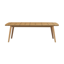 Wave Dining table | Mesas de comedor de jardín | Deesawat
