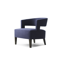 Saba Armchair | Lounge chairs | Bench