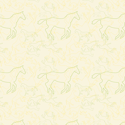 Esel & Pferde I Pferde I Fabric | Tessuti su misura | Sabine Röhse