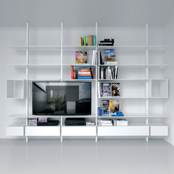 System SY01 | Office shelving systems | Extendo