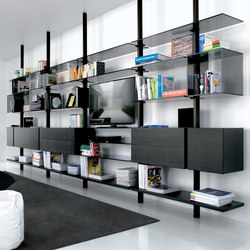 System SY06 | Office shelving systems | Extendo