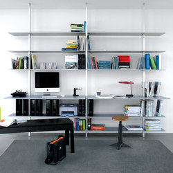 System SY07 | Office shelving systems | Extendo