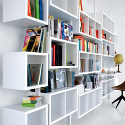 System SY09 | Office shelving systems | Extendo