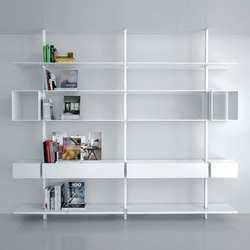 System SY13 | Office shelving systems | Extendo