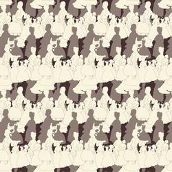 Prinzessinnen I Prinz I Fabric | Bespoke fabrics | Sabine Röhse