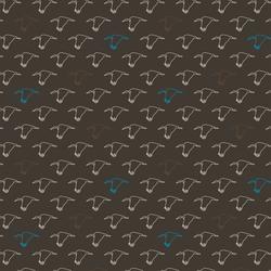 Störche I Vögel | col1 | Tissus sur mesure | Sabine Röhse