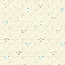 Störche I Vögel | col2 | Tissus sur mesure | Sabine Röhse