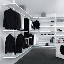 Personal PE01 | Walk-in wardrobes | Extendo