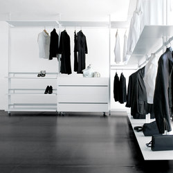 Personal PE03 | Walk-in wardrobes | Extendo