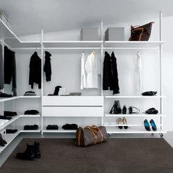 Personal PE05 | Walk-in wardrobes | Extendo