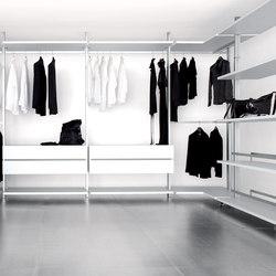 Personal PE07 | Walk-in wardrobes | Extendo
