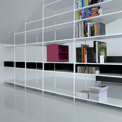 XY 07 A | Library shelving systems | Extendo