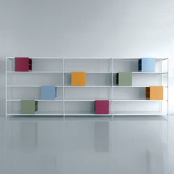 XY 08 | Library shelving systems | Extendo