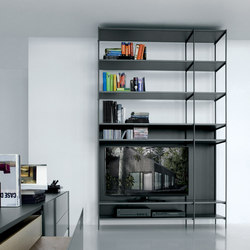XY 09 | Library shelving systems | Extendo