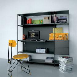 XY 13 | Sistemi scaffale ufficio | Extendo
