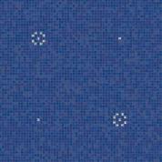 Stars Blue | Mosaici in vetro | Bisazza