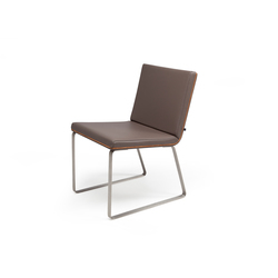 Easy Chair Leather | Sedie visitatori | Odesi