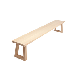 Slide Bench | Upholstered benches | Odesi