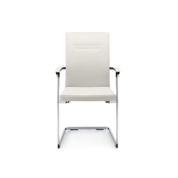 DucaRe | Conference cantilever chair | Visitors chairs / Side chairs | Züco