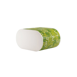 Partner Soft Mosaic | Pouf | Bisazza