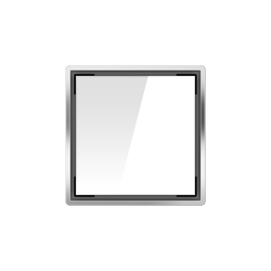 ACO Punktablauf Glasabdeckung | Plate drains | ACO Haustechnik