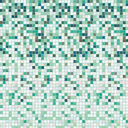 Begonia mix 1 | Mosaïques verre | Bisazza