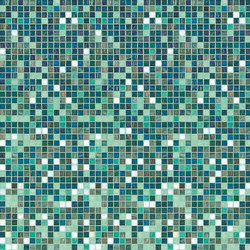 Begonia mix 8 | Glass mosaics | Bisazza